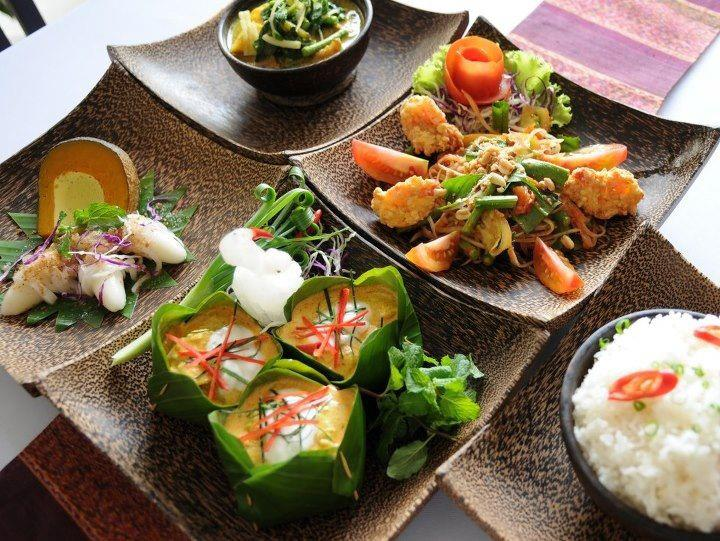 recettes cambodgiennes