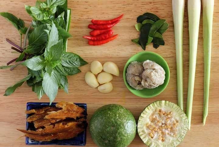 principaux ingr dients de la cuisine khm re recettes de cuisine cambodgienne. Black Bedroom Furniture Sets. Home Design Ideas