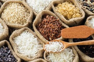 Variété de riz