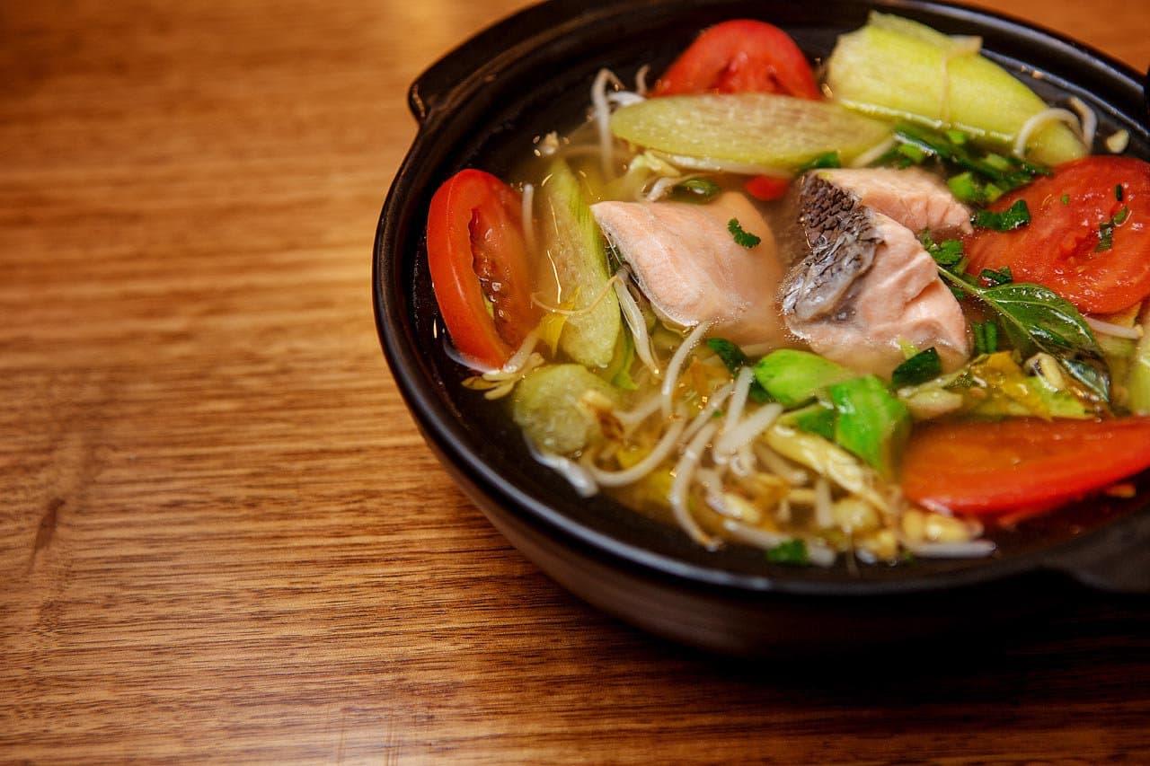 Sour Soup Vietnamese